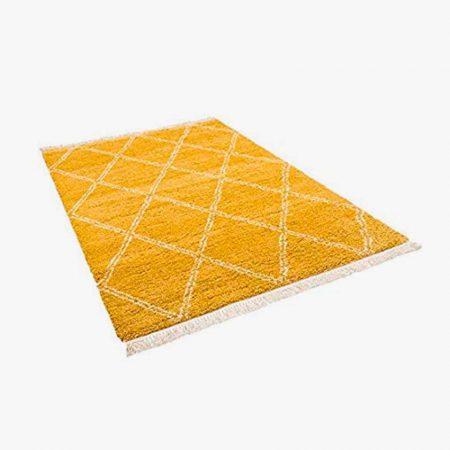 Alfombra amarilla