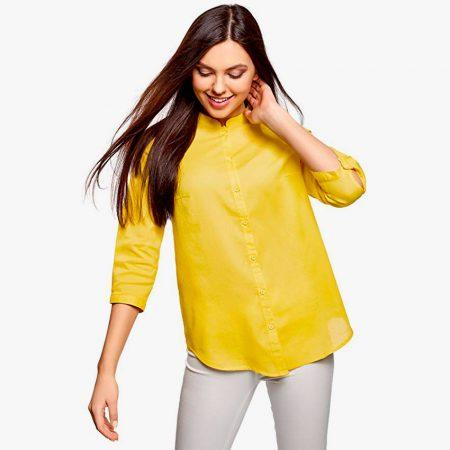 Camisas amarillas