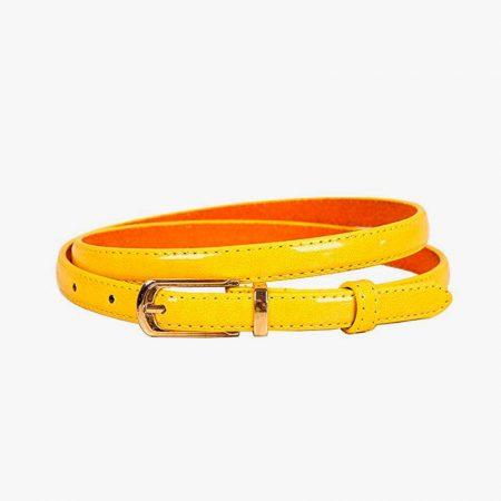 Cinturones amarillos