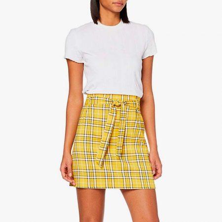 comprar faldas amarillas