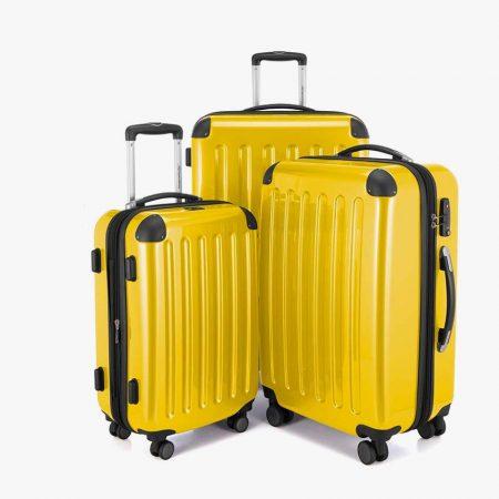 Comprar maletas amarillas