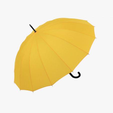 Paraguas amarillos