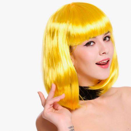Comprar Pelucas amarillas