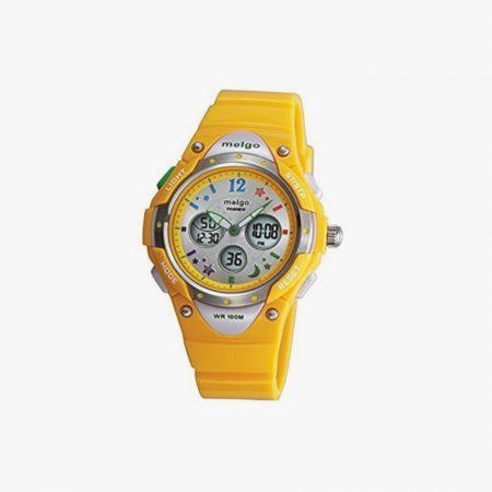 Relojes amarillos
